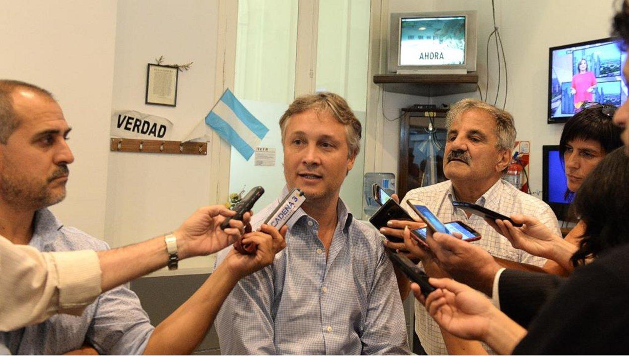 Macri se reunió con 'Chiqui' Tapia ¿de qué hablaron?