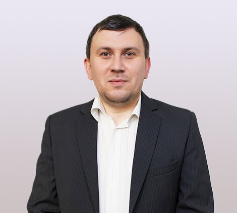 Nikolay Mishevskiy
