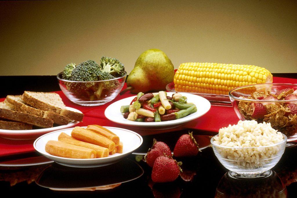 Aliments à bien combiner dans le régime dissocié