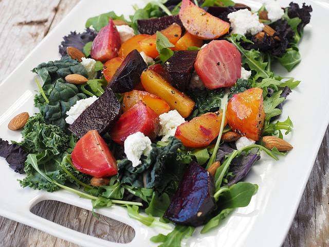 Légumes consommés dans le cadre du régime crétois.