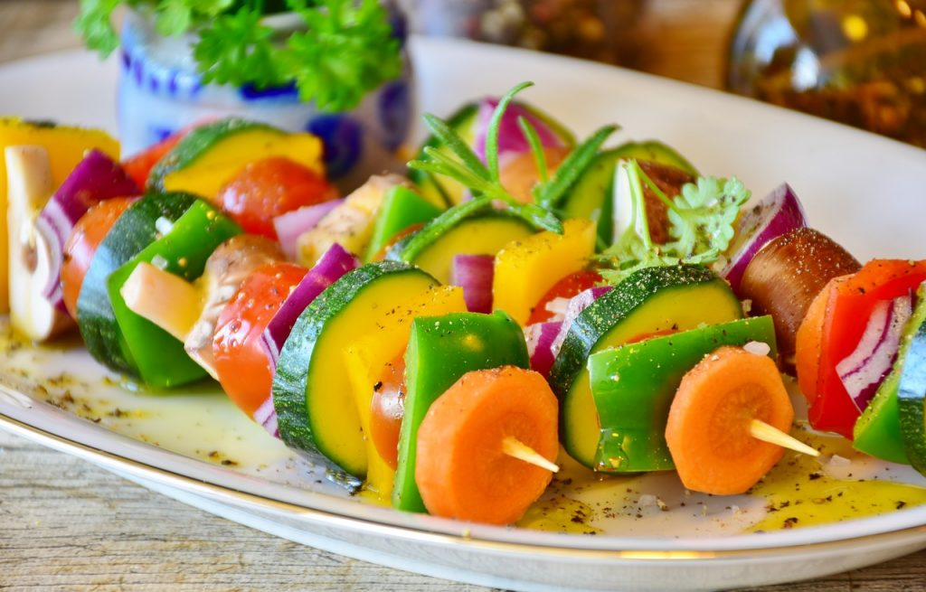 aliments utilisés dans le régime vegan
