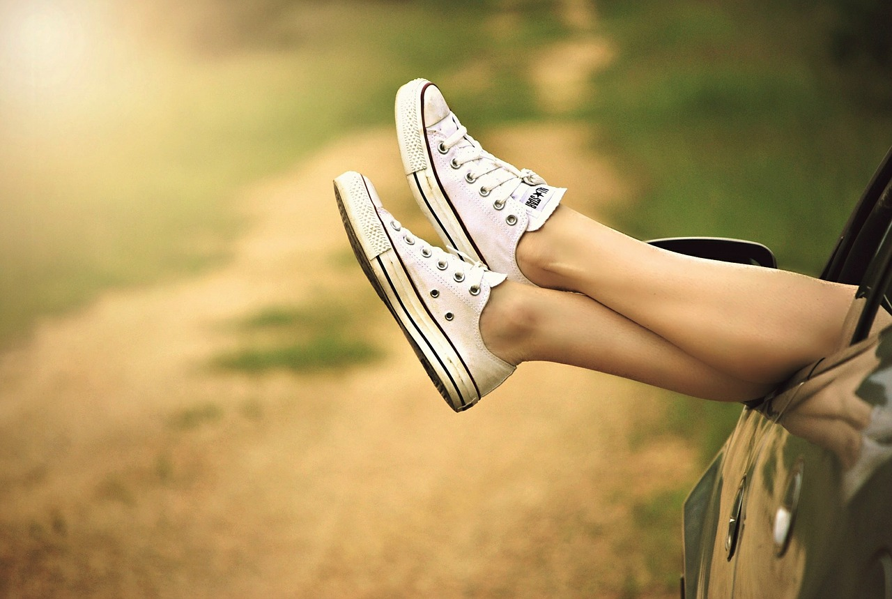 insuffisance veineuse: vue des jambes