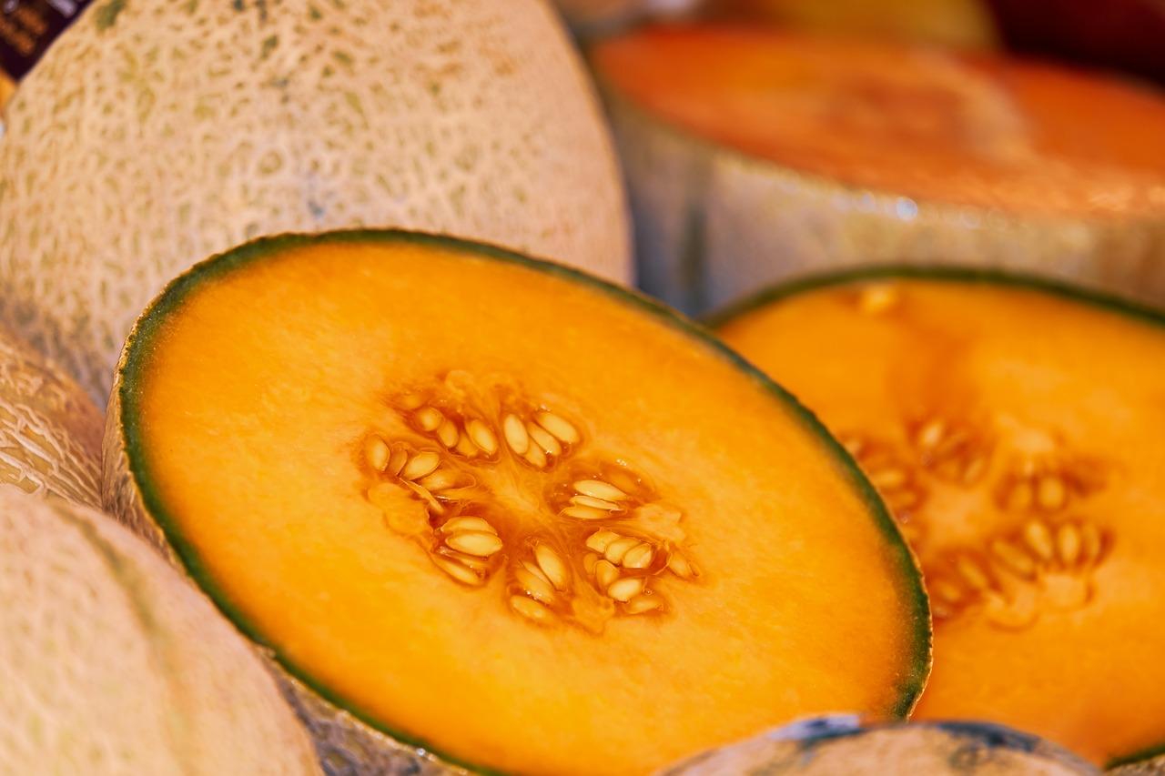 Le melon est riche en superoxyde dismutase