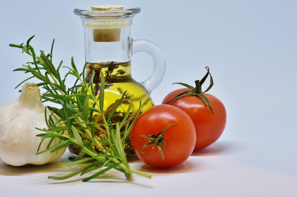Aliments utilisés dans le régime anti-inflammatoire