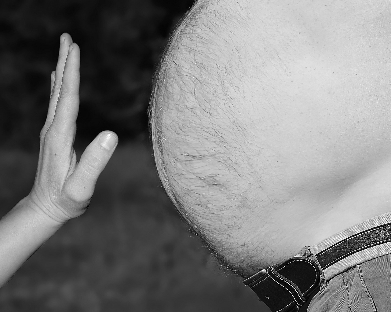 réduire le poids du ventre