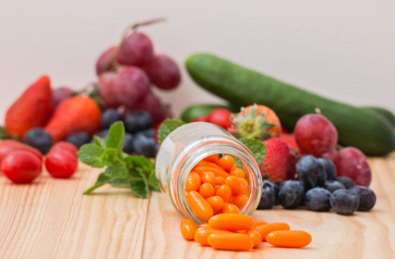coenzyme Q10, ubiquinol ou ubiquinone
