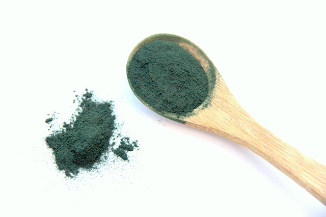 la spiruline, une algue riche en nutriments