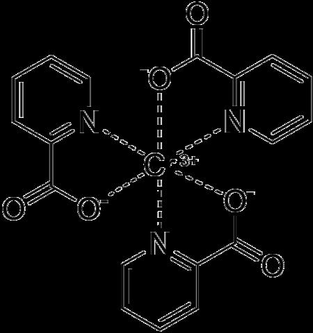 Chrome picolinate: bienfaits, posologie et danger de cet oligo-élément.