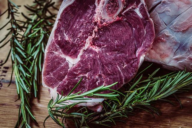 vitamine b12 dans la viande