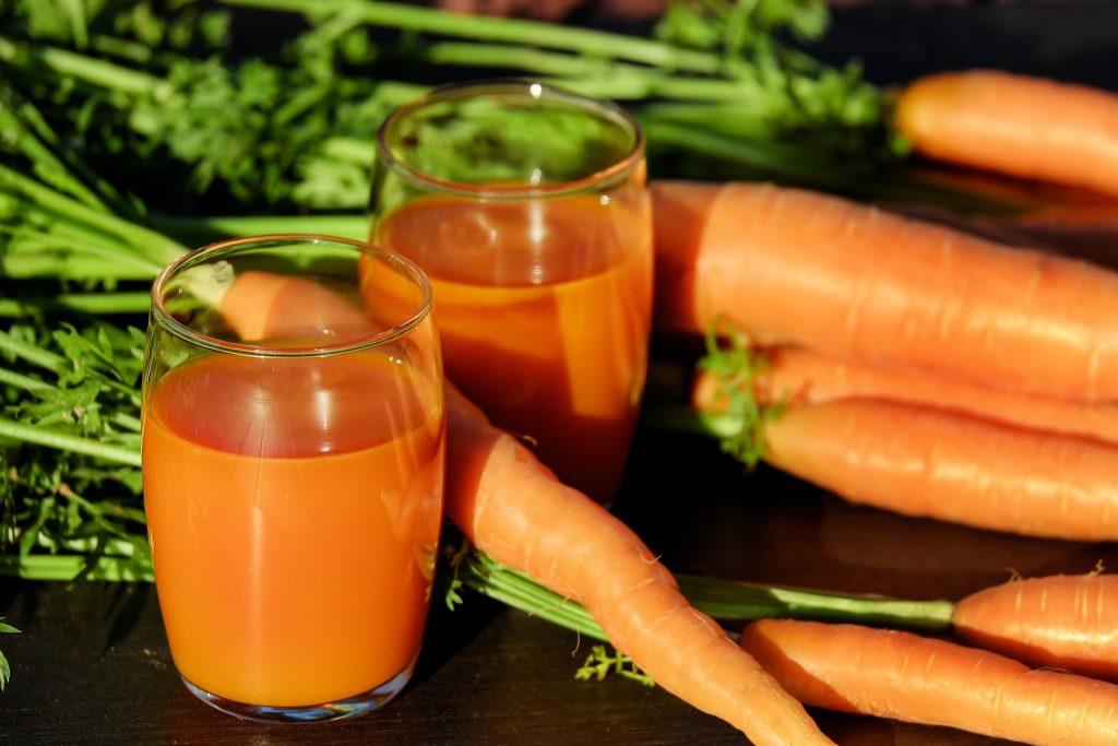 Le bêta-carotène est un précurseur de la vitamine A.