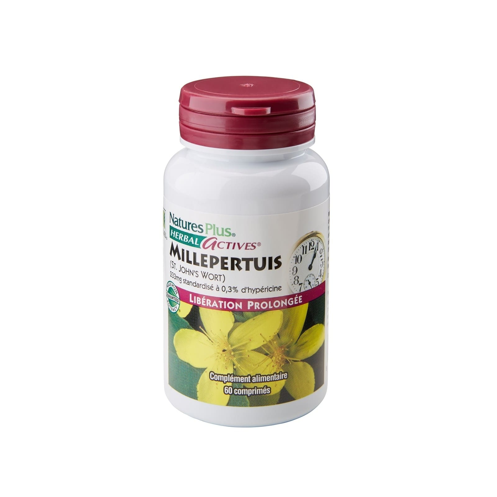 Millepertuis Nature's Plus