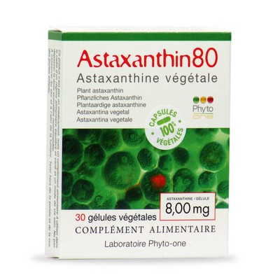 Astaxanthine Phyto One