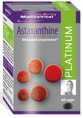Astaxanthine Mannavital