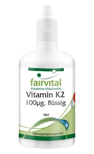 Vitamine K2 Fairvital