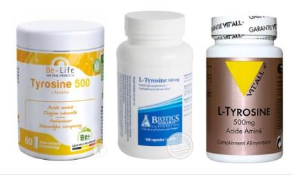 Les différentes Tyrosine, analysées par la rédaction.