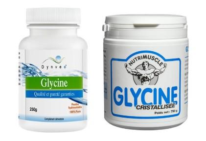 Les différentes Glycine, analysées par la rédaction.