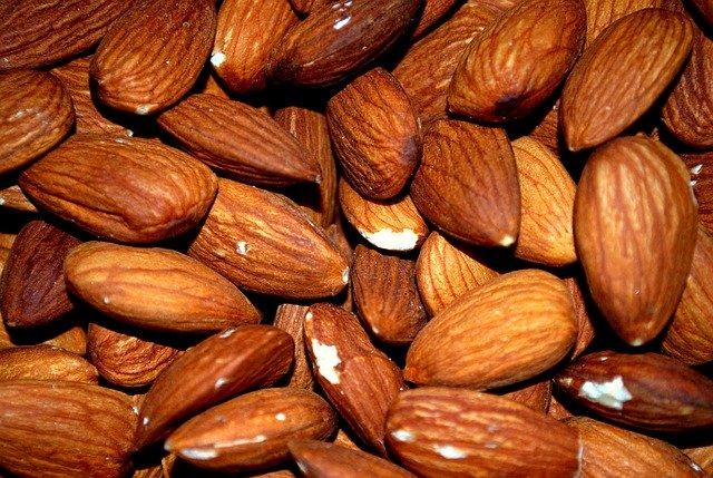 Amandes amères d'abricot :  elles présentent de nombreux bienfaits pour la santé.