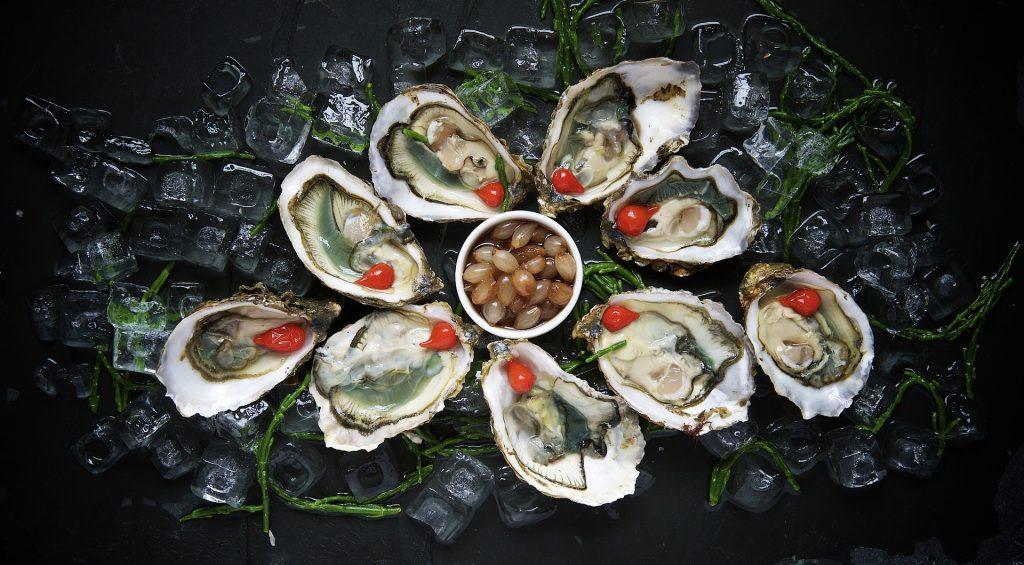 Plateau d'huîtres: le zinc est très présent dans ce produit de la mer.