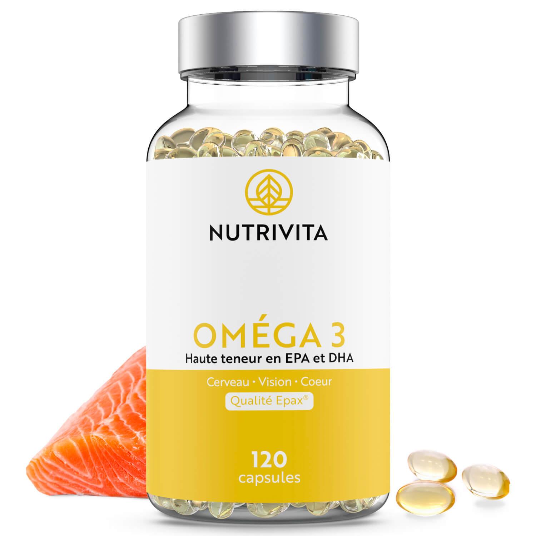 Omega 3 Nutrivita