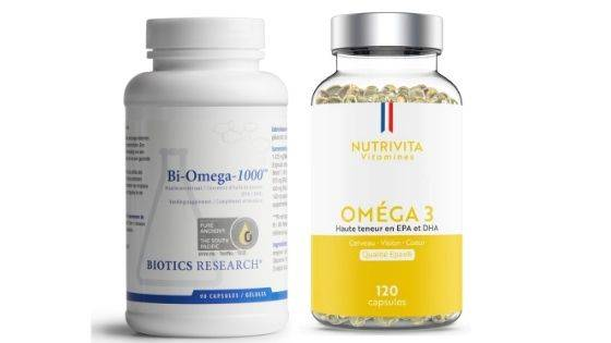 les omega-3 avis et lequel choisir