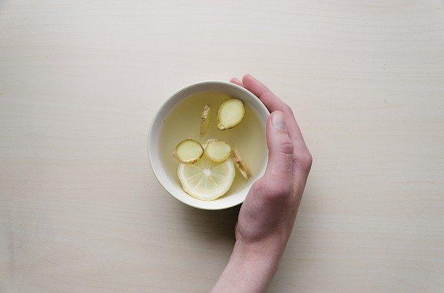 Infusion de gingembre: recette présentant de nombreux bienfaits santé.