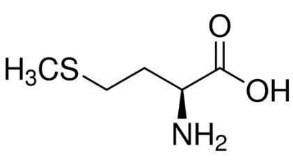 Molécule de méthionine : bienfaits et utilisation de cet acide aminé.