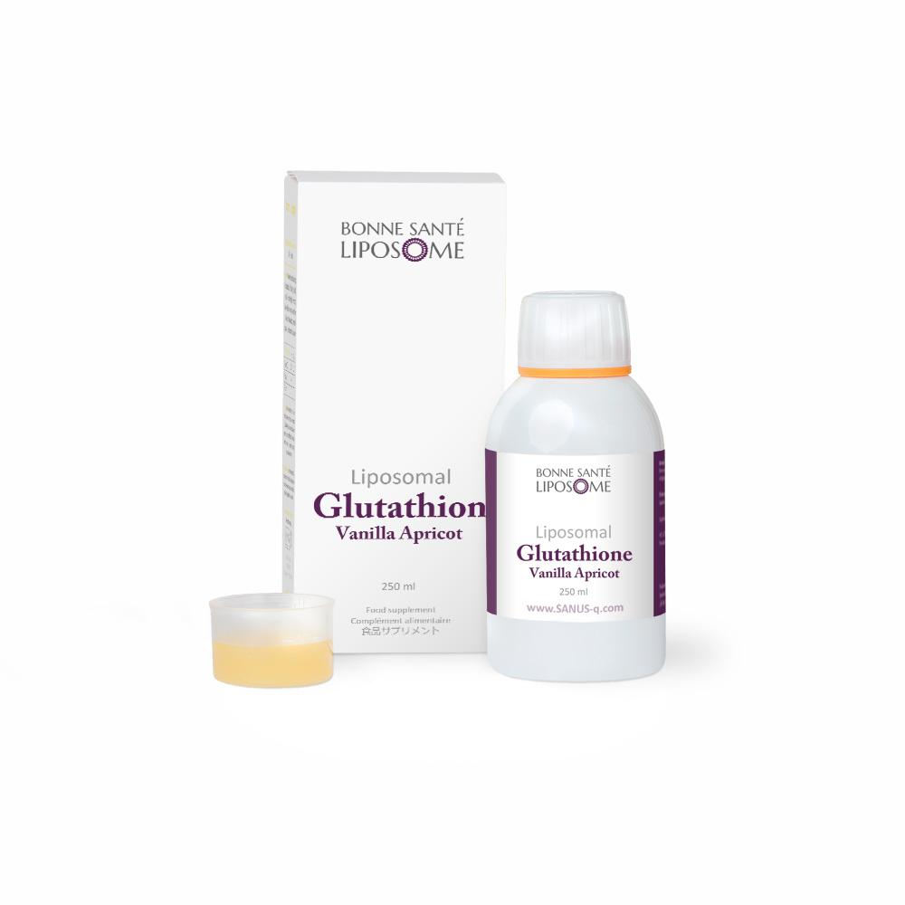 Glutathion liposomal – Sanus-q