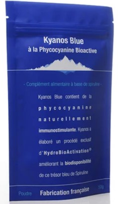 Phycocyanine Kyanos Blue