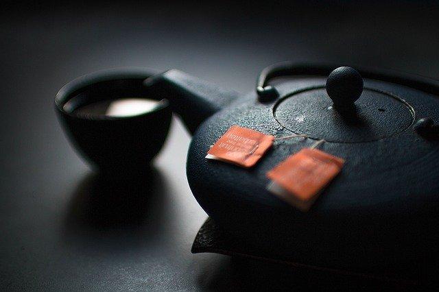 Thé : dans l'alimentation, le thé est efficace pour réduire le stress dû à un burn-out.