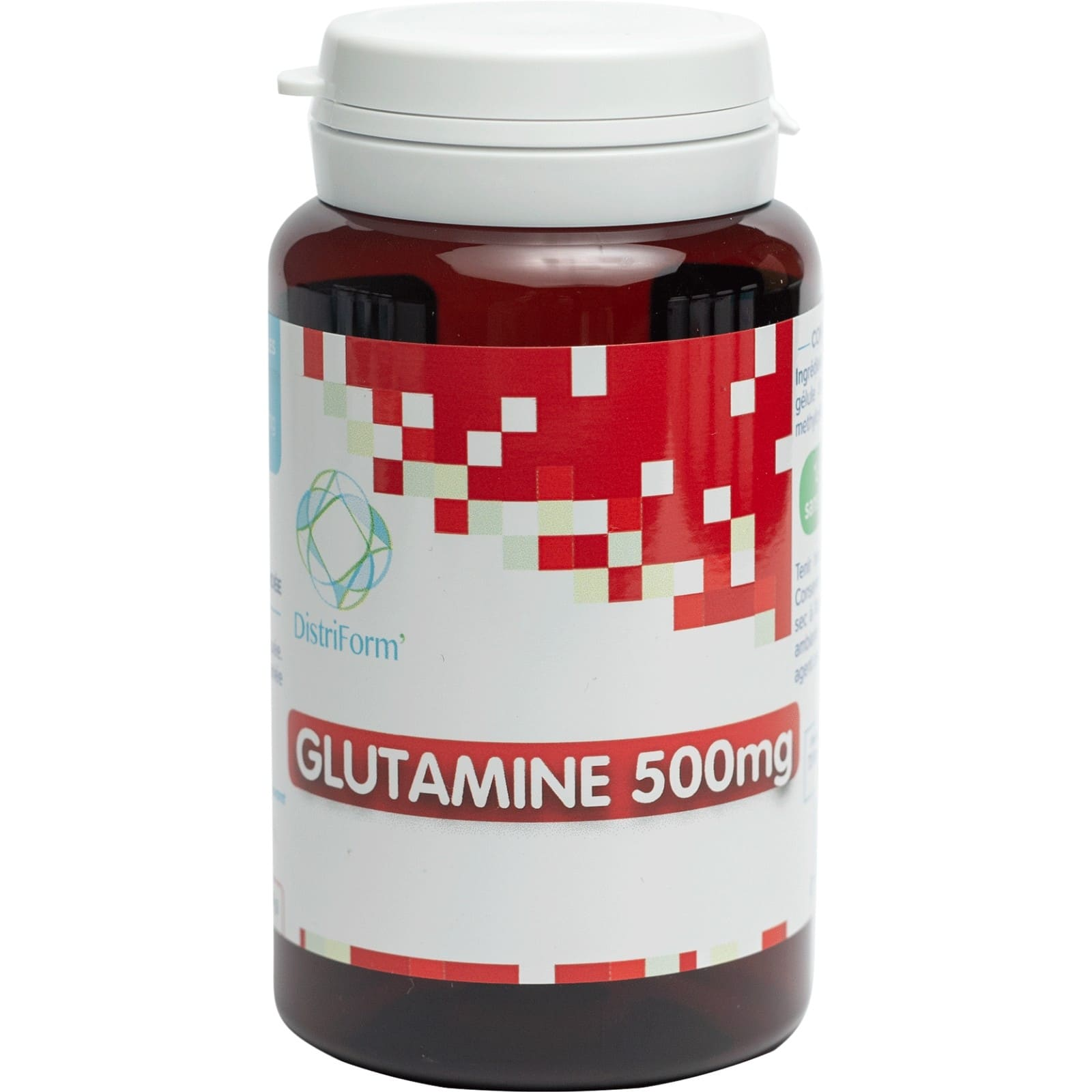 Glutamine Distriform
