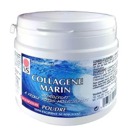 Collagène marin Vecteur Santé