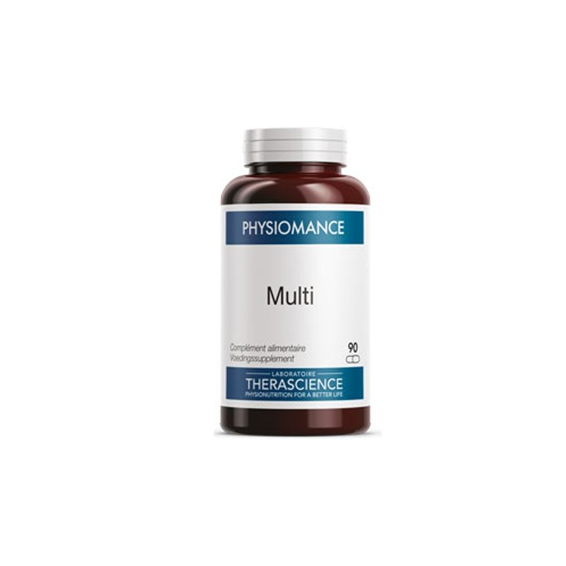 Multivitamines Physiomance
