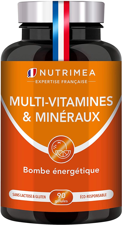 Multivitamines Nutrimea