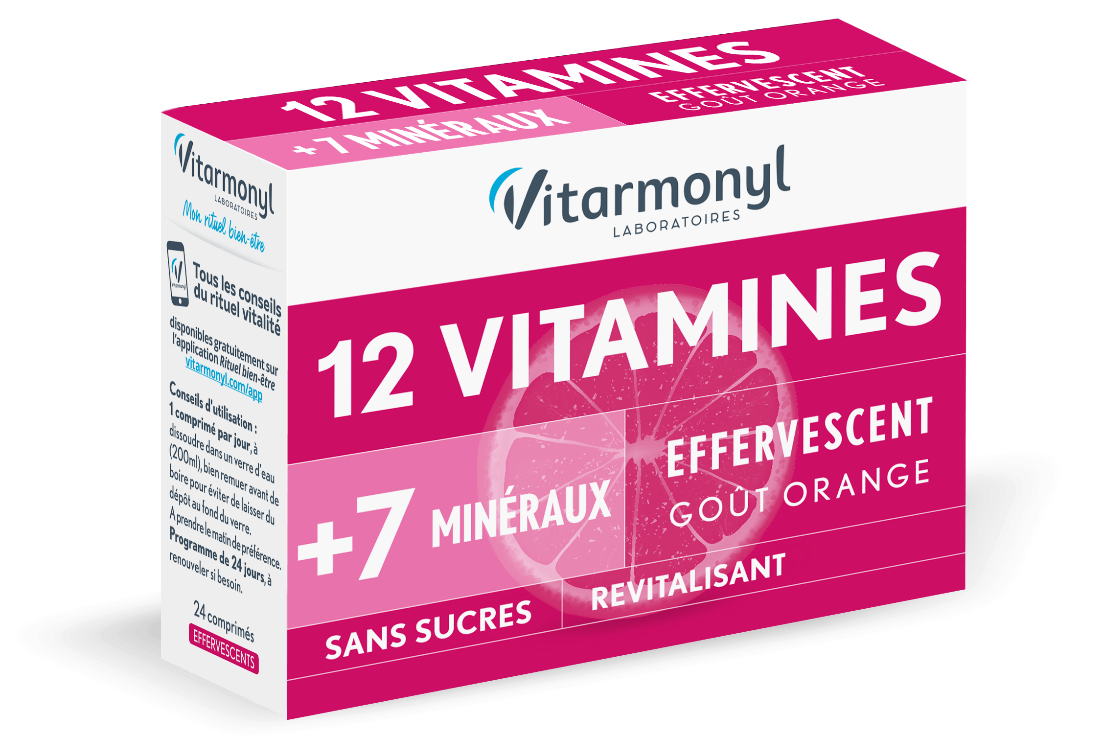 Multivitamines Vitarmonyl