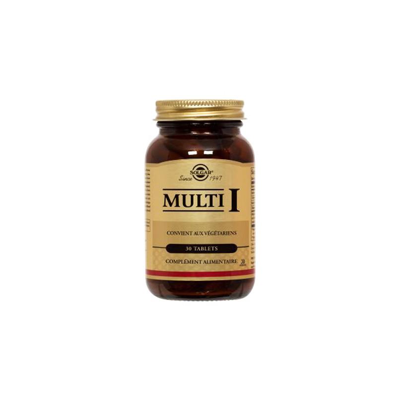 Multivitamine Solgar Multi I