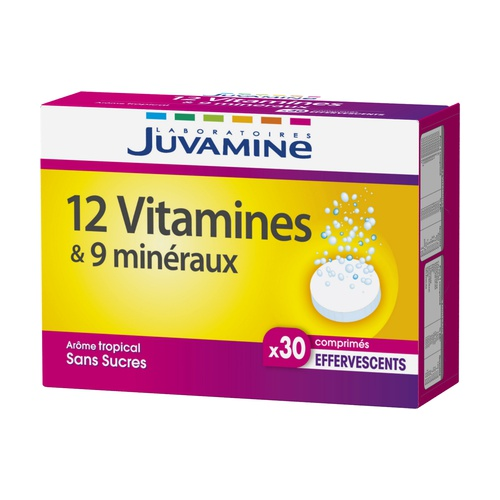 Multivitamines Juvamine