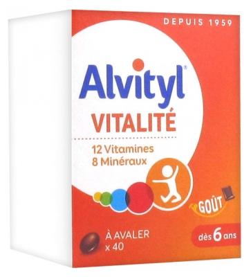 Alvityl vitalité