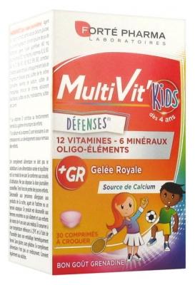 MultiVit'kids Forte Pharma