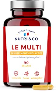 Multivitamines Nutri and Co