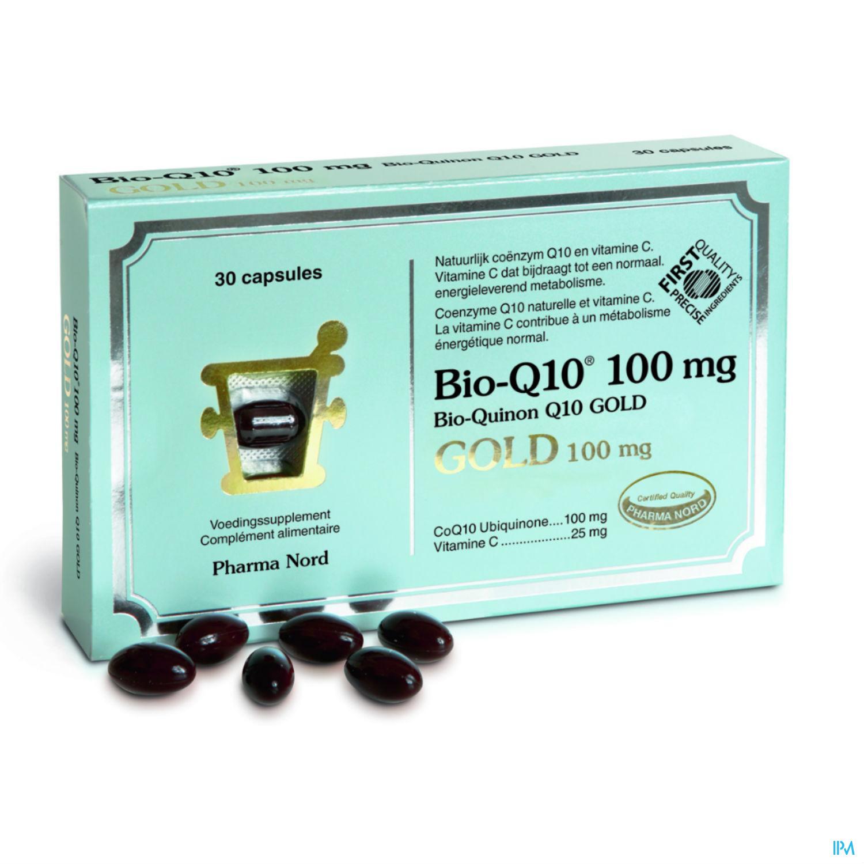 Bio-Q10 Gold Pharma Nord