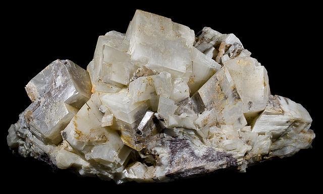 Dolomite : propriétés, utilisation et effets secondaires de ce minéral.