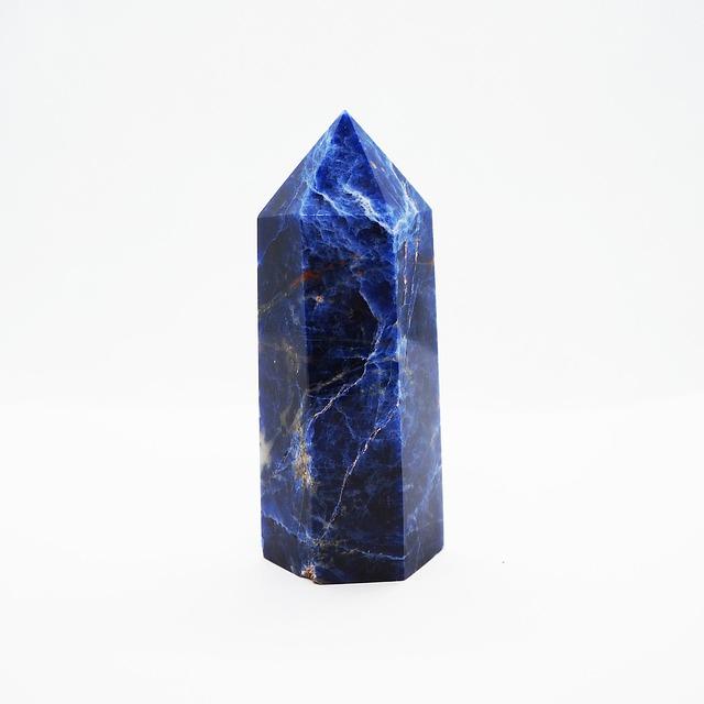 Sodalite : particularités de l'élixir minéral.