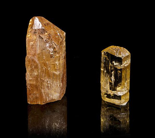 Topaze impériale : bienfaits de l'élixir minéral.
