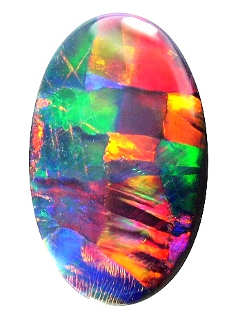Opale noble : vertus de l'élixir minéral.