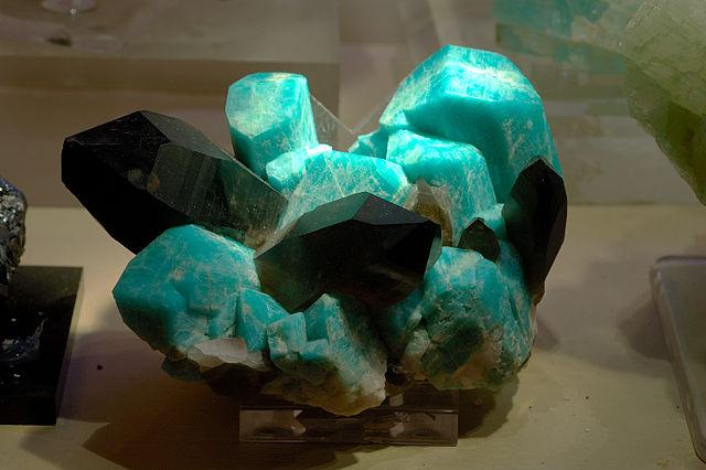 Amazonite : propriétés de l'élixir minéral.
