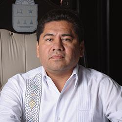 Foto Dip. Filiberto Martínez Méndez