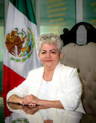 Foto Dip. Jacqueline del Carmen Ramírez Ham