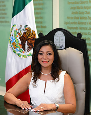 Foto Dip. Marcelina de Jesús Sagrero Balado