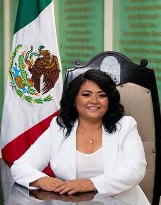 Foto Dip. María Yamina Rosado Ibarra