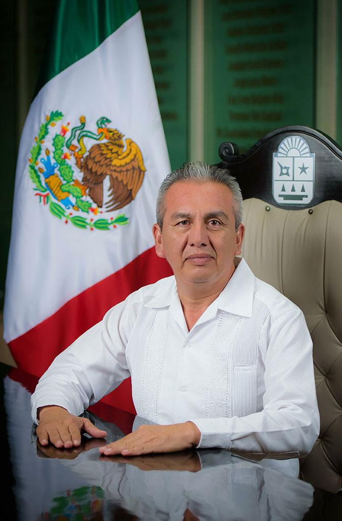 Foto Dip. Ramón Javier Padilla Balam